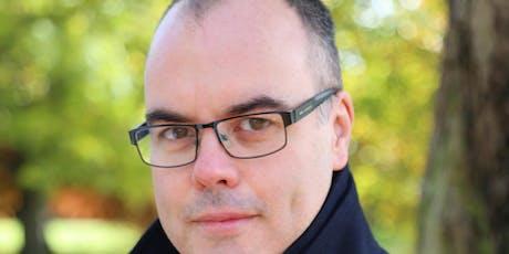 Bolton Central Library presents crime author Sam Lloyd tickets