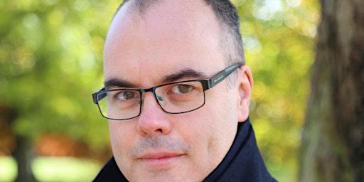 Bolton Central Library presents crime author Sam Lloyd
