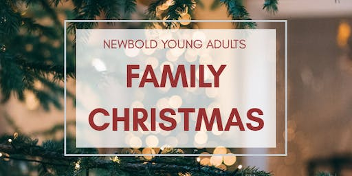 Young Adults (18+) Family Christmas