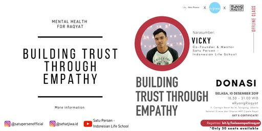 Building Trust Through Empathy