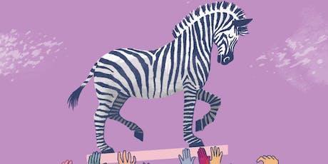 Zebras_Unite DK Chapter - Let's dazzle tickets