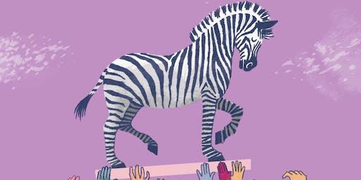 Zebras_Unite DK Chapter - Let's dazzle