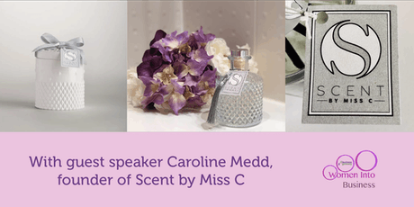 The smell of success using social media with Scent by Miss C tickets