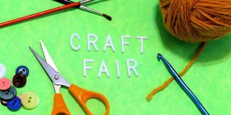 Free Craft Fair tickets