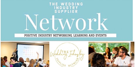 WEDCON 2020 - The Wedding Industry Supplier  Network National Event tickets