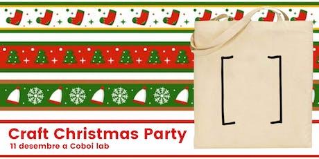 Craft Christmas Party entradas