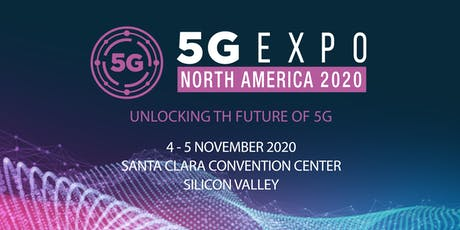 5G Expo North America 2020 tickets