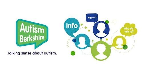 Understanding Autism Workshop READING