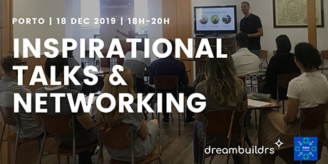Inspirational Talks & Networking bilhetes