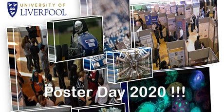 Poster Day 2020 for Postgraduate Researchers tickets