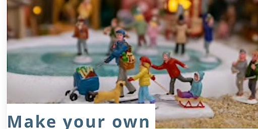 Phoenix Hart Designs: Christmas MiniatureVillage Clay Sculpting: Beginners