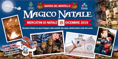 Magico Natale  - Mercatino di Natale tickets
