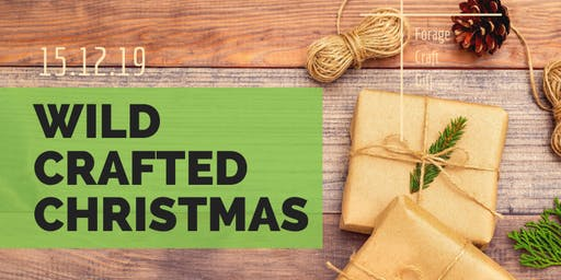 Wild Crafted Christmas