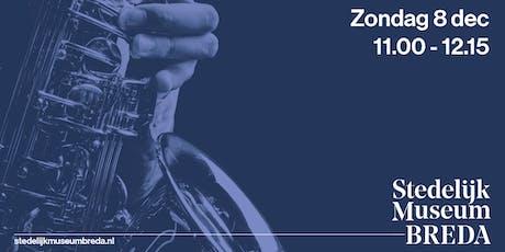 Jazz in Stedelijk Museum Breda tickets