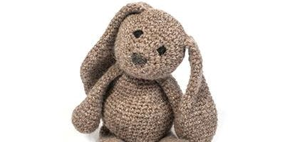 Amigurumi - Crochet a Toft UK Bunny (2-part workshop)