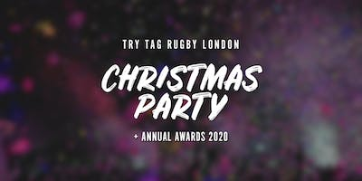 Try Tag Rugby Christmas Party 2020