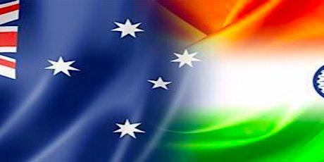 THE AUSTRALIA INDIA ADDRESS 2019 tickets