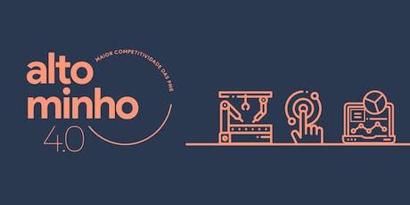 DEMO DAY - ALTO MINHO 4.0 bilhetes
