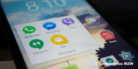 Digidokter: Whatsapp en andere communicatieapps tickets