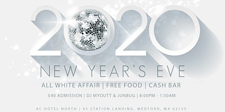 All White Affair New Year's Eve 2020 tickets