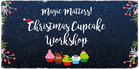 Christmas Cupcake Workshop! tickets
