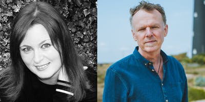 Lunctime talk with crime writers Jo Spain and William Shaw