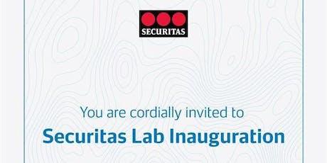 Securitas Lab Inauguration tickets