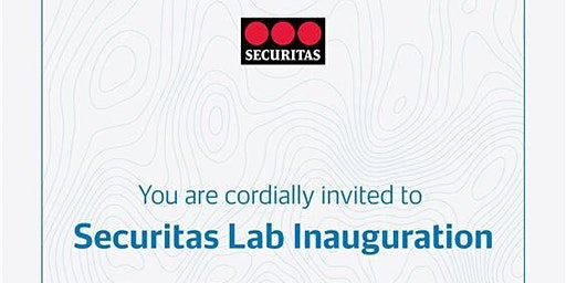Securitas Lab Inauguration