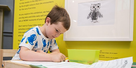 Wow! Said the Owl Family Workshop, 12 - 1pm tickets