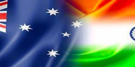 Insights into India's Australia Economic Strategy tickets