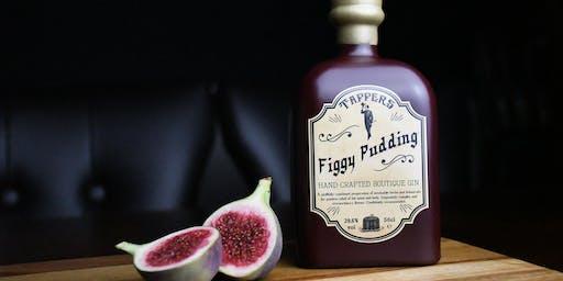 Seasonal gin tasting with Artisan Gin: Winter Curios!