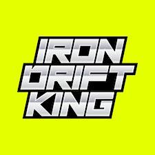 IRON DRIFT KING logo
