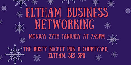 Eltham Business Networking tickets