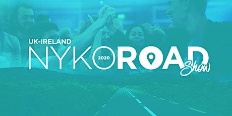 NYKO 2020 Roadshow - Dublin tickets