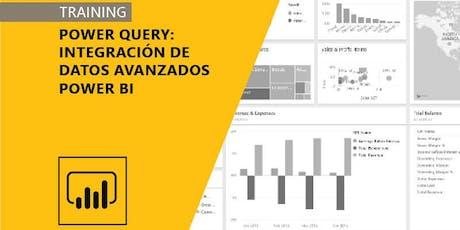 Power Query: Integración de Datos Avanzados Power BI entradas