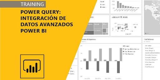 Power Query: Integración de Datos Avanzados Power BI