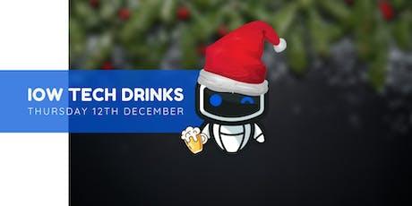 IOW Tech Drinks #4 tickets