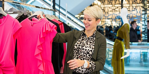 HOW TO MAKE YOUR LOVE OF CLOTHES WORK FOR YOU - BRISTOL
