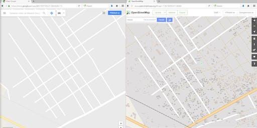Brněnský prosincový Missing Maps mapathon ve společnosti Kiwi.com