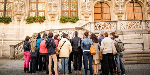 Guided walk in English: Highlights and hidden corners of Leuven