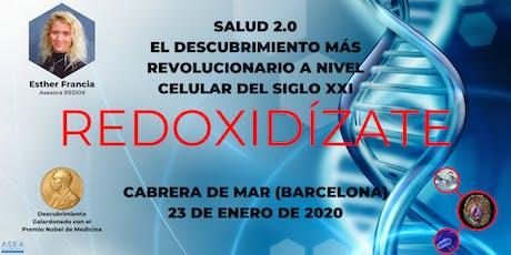 SALUD 2.0, EL DESCUBRIMIENTO MÁS REVOLUCIONARIO DEL SIGLO XXI (CABRERA MAR) entradas