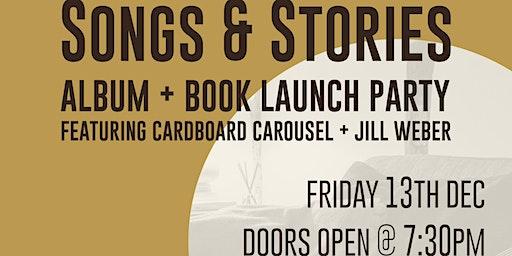 Songs & Stories: Album + Book Launch ft. Cardboard Carousel + Jill Weber