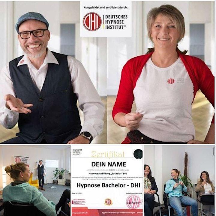 22.11.2021 - Hypnoseausbildung Premium - Stufe 1+2 - in Hamburg: Bild