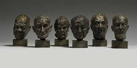Collectors Tour & Private View: Laurence Edwards - Miners Heads tickets