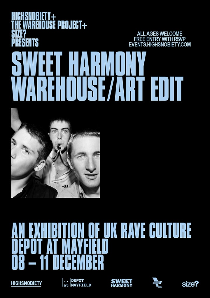 Sweet Harmony Warehouse /  Art Edit image