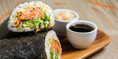 Sushi Burrito Meet Up at Enso (Dubai)