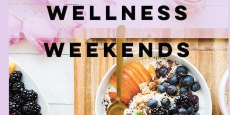 Wellness Weekend Retreats (Yoga Meditation & More) tickets