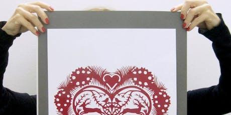 Arte tessile digitale: personalizza la tua borsa! biglietti
