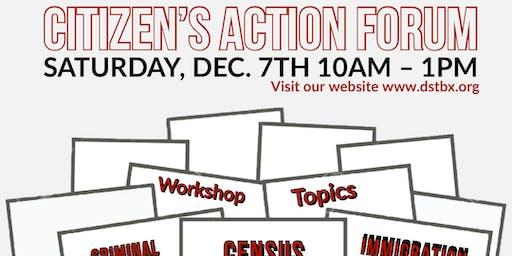 Citizen Action Forum