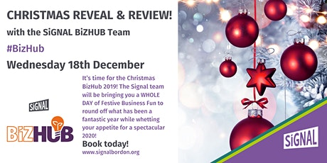 Christmas Reveal & Review! tickets